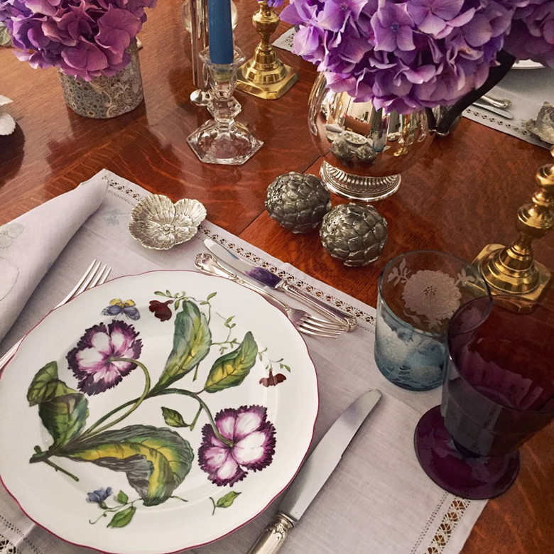 Etiquette and Decorum - Art of Living - Table Dressing