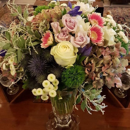 Flower appreciation