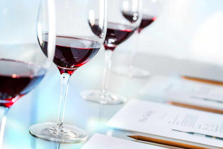Etiquette and Decorum - Red wine appreciation