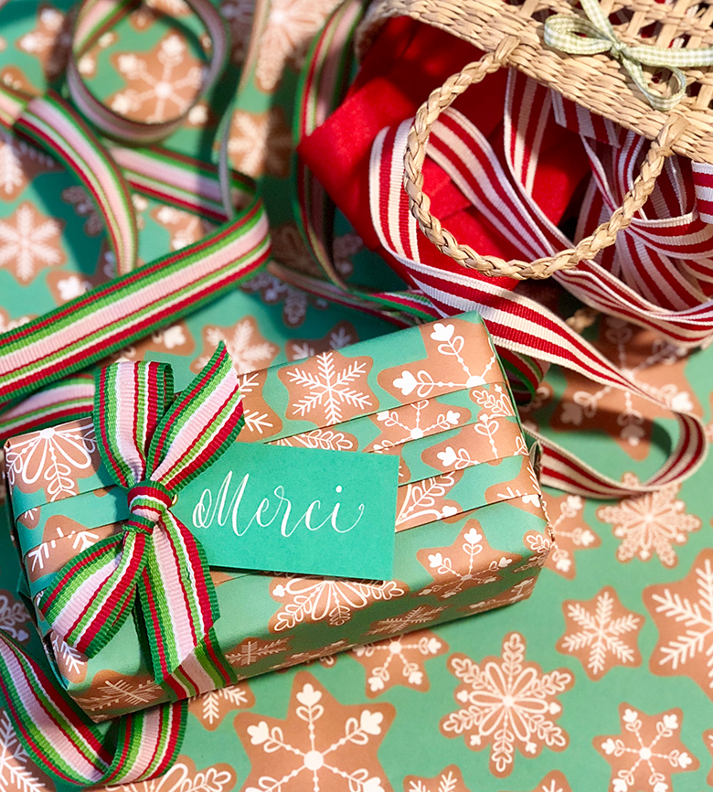 Gift giving and gift wrapping