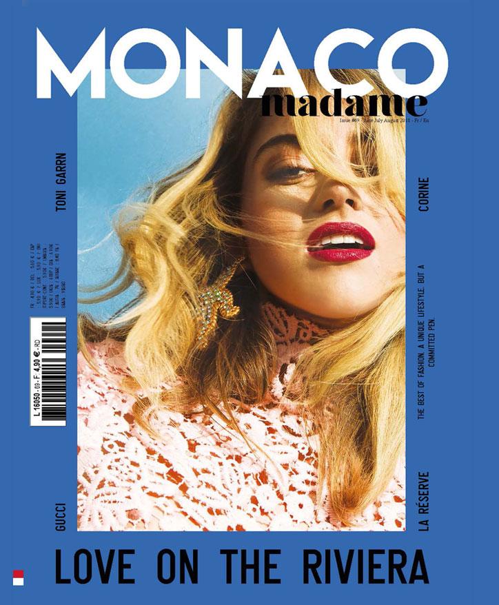 Monaco Madame L'art de recevoir