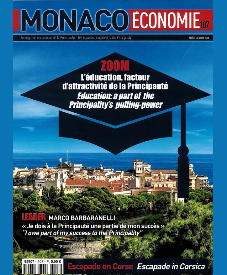 Monaco Economie - Article de presse Etiquette and Decorum