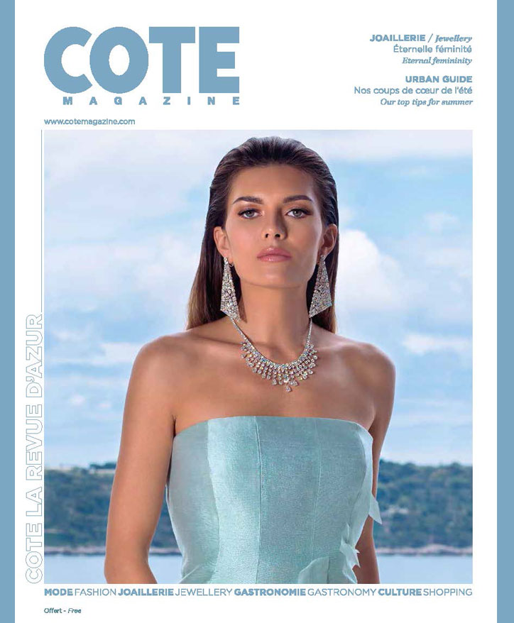 Cote Magazine - July 2018