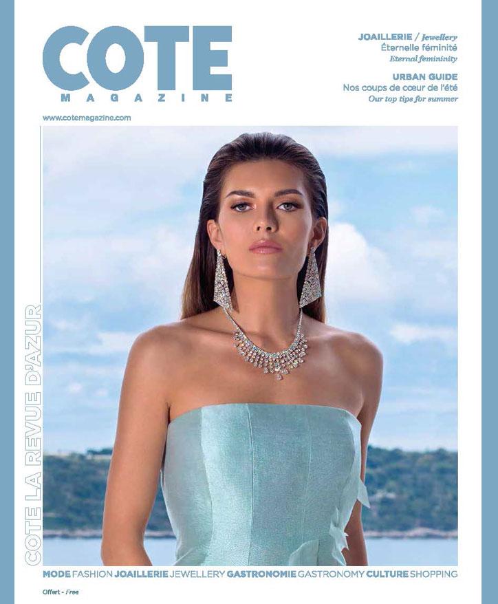 Cote Magazine - July 2018