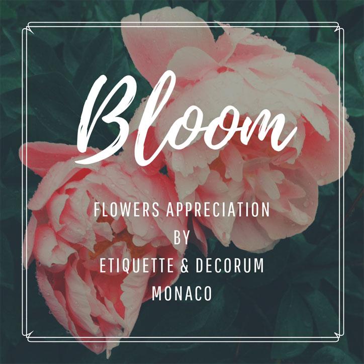 Etiquette_and_Decorum - Flower Appreciation - Monaco