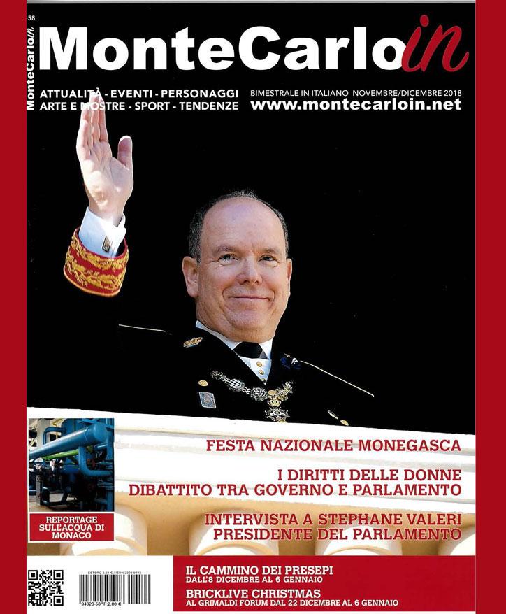 MonteCarloIn - November 2018