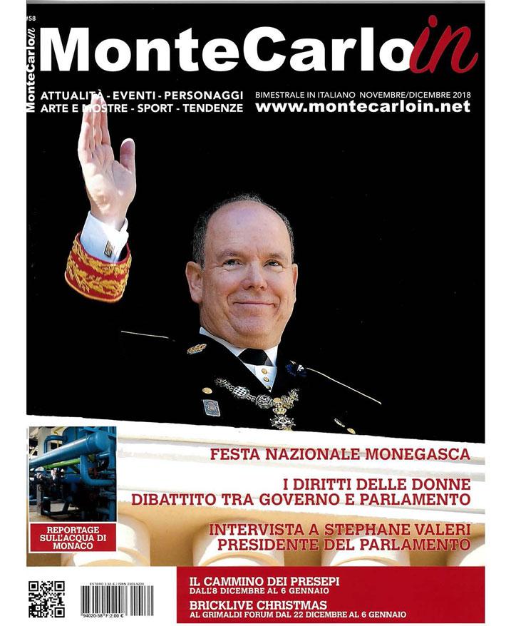 Monte Carlo In - November 2018
